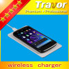 Qi Wireless Charger Pad for All Smartphone (TRAVOR\Black+Leather\WX-WA2)