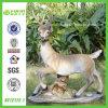 Resin Home and Garden Deer /Elk Ornament (NF12172-1)