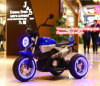 PP Plastic Type and Ride on Toy Style Electric Kids Motorcycles