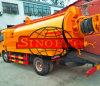 10m3 cleaning sewage suction truck, Sewage Vacuum Suction Trucks with Jetting for Sewer Cleaning