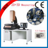 Newest 2D+3D Auto High Accuracy Manual Vision Measuring Machine