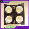 Stage Effect COB DMX Matrix LED Blinder Light