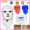 Facial and Neck LED Therapy Mask Skin Rejuvenation Machine