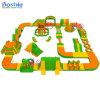 Environment Friendly Inflatable Amusement Park Water Sports Park