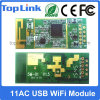 Top-5m01 802.11AC Dual Band 600Mbps Mt7610u USB Embedded WiFi Module for Set Top Box