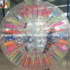 Portable Inflatable LED Lighting Roller Zorb Ball on Grass