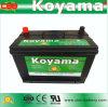 105D31L-Mf 12V 90ah Car Storage Auto Battery
