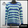 Ladies Hot Sale Stripes Best Price Knitted Spring Sweater