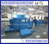Cantilever Type Wire & Cable Single Twister / Strander Machine