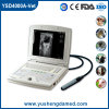 Ysd4000A-Vet Ce ISO Approved Veterinary Digital Laptop Ultrasound Machine