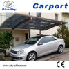 Economic Fiberglass Roof and Aluminum Carport (B800)