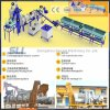 80 Tons Per Hour Batch Mix Asphalt Plant for Bitumen System