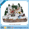 Customized Christmas Decor Christmas House Fill up with Snow