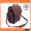 2015 Design Manufacturer Customized Fashion Genuine Leather Backpack