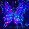Color Changeable LED Butterfly Theme Light