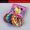 Wholesale Colorful Printed Hair Circle
