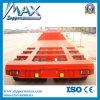 Multi-Axle 200ton Heavy Duty Trailer/Hydraulic Modular Trailer with Hydraulic Steering Wheels for Sale