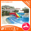 Amazing Fun Aqua Park Items Outdoor Water Park Slide