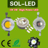 Single Color Red Green Blue Yellow High Power LED 1W 3W