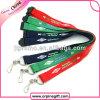 Promotional Gift OEM Brand Name Polyester Lanyard
