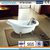 Unique Design Classical Free Standing Clawfoot Bathtub with Faucet