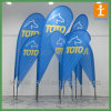Regular 3meters 4meters 5meters Teardrop Beach Flag