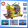 Marine Air Pneumatic Winch for Boat Barging