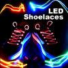 LED Shoelaces Lighting /Flash LED Shoe Laces /Light up LED Shoelace Manufacturer