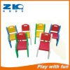 Kids Plastic Back-Rest Chair for Kindergarten