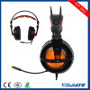 Sades A6 Wired USB Vibration Gaming Headphones with Mic LED Noise Cancelling