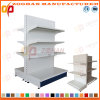 New Customized Iron Flat Back Double Side Supermarket Shelving (Zhs497)