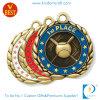 Custom Metal Award Baseball Medallion for Top 3