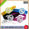 Custom Watche Shape Silicone Bracelet with Debossed Ink-Filled (TH-6341)