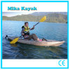 Single Sit on Top Paddle Boat Fishing Sea Kayak China