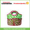 Waterproof Large Storage Green PVC Shopping Ladies Handbag