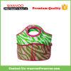 Waterproof Large Storage Green PVC Shopping Ladies Handbag