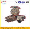 Custom Bite Dog Souvenir Metal Badge