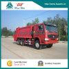 Sinotruk HOWO Compactor Garbage Truck 14~16 Cbm