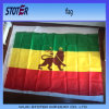 High Quality Fast Ddelivery Stock 3*5FT 100%Polyester Ethiopia Flags