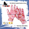 13G Nitrile Coated Garden Safety Work Glove
