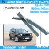 Auto Parts Wholesale PC Window Visor for Jeep Patriot 2012