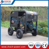 5kw Diesel Generator (Set) with Handle and Wheel