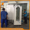 Double Side Manual Powder Coating Spray Booth