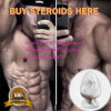 Anabolic Oxandrolone Anavar Steroid Hormones From China