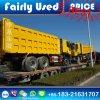 Loading 6X4 Used Iveco Hongyan Kingkan Dump Truck to Djibouti