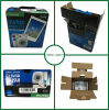 OEM Camera Corrugated Paper Packing Box with Handle