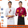 Factory Price Custom Made Mens Chef Uniform of Cotton