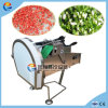 Small Automatic Spring Onion Chives Scallion Leek Celery Pepper Vegetable Chopper
