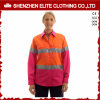 High Visibility Breathable Reflective Safety Work Shirts