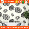Black and White Self Adhesive Wall Paper 3D